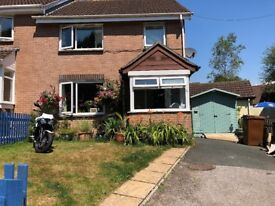 3 Bed Semi-detached house for sale. Modbury, Devon.