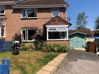 3 Bed Semi-detached house for sale. Modbury, Devon.