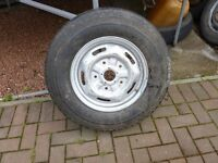 "ford transit 16"" wheel and tyre"