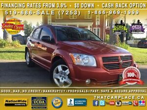 2008 Dodge Caliber SXT-$36/Wk-Priced To Sell-Pwr Drs/Wdws/Mrrs-C