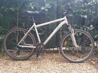 Specialized Myka Sport (butterflies) Ladies Mountain Bike 24 Speed frame size 19' - Serviced