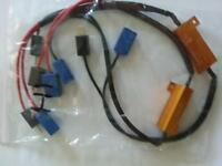 LED Flash relay, resistor, error cancellor for premium LED bulbs