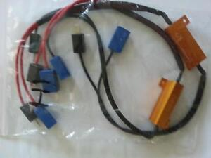 LED Flash Relay, Resistor, Error Code Free cancellor LED bulbs