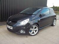 2009 Vauxhall Corsa 1.6 i Turbo 16v VXR 3dr 2 Keys Finance Available May Px