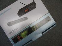 Audio Technica ATW-2120A U Handheld Wireless Mic System (CH38)