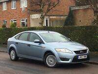 2008 FORD MONDEO 2.0 TDCI + AUTOMATIC +78K MILES + HUGE SPEC +