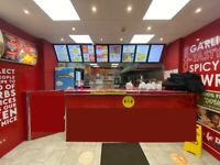 Takeaway/Fried Chicken Shop Business For Sale - Prime Location - High Turnover - Near University