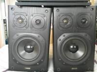 Jvc sx-e6 large speaker's