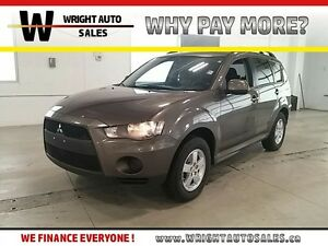 2010 Mitsubishi Outlander HEATED SEATS|BLUETOOTH|153,847 KMS