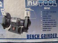 NuTool Bench Grinder- Brand New