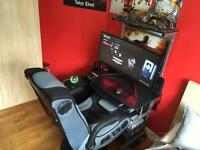 X rocker x dream 4.1 gaming chair.