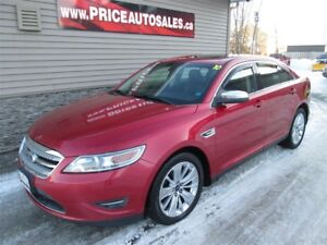 2010 Ford Taurus LIMITED - AWD - EVERY OPTION!!!