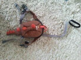 LittleLife Animal Toddler Daysack, Dinosaur