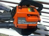 Husqvarna blower/sucker