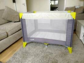 Cuggl travel cot