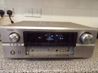 DENON AV SURROUND RECIVER AVR-3805 AMP