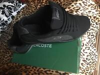 Lacoste deviation size 7 as new