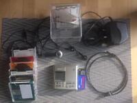 Retro Sharp MiniDisk Player Bundle