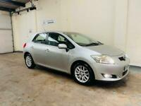 Toyota auris tr 1.6 vvti in stunning condition 1 years mot 1 owner low mileage