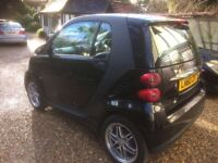 Mercedes Smart Ice CDI 0.8cc
