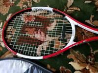 Wilson, Head, Prince Tennis squash and badminton rackets, HUGE SELECTION! LOOK!!