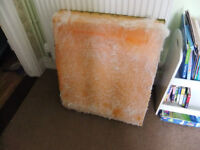 3 X Foam from Sofa Cushions( Middle is great condition if you cut around)
