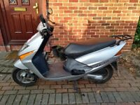 2006 Honda SCV LEAD 100 automatic scooter, new 1 year MOT, good runner, cheap insurance, not 125 ,,