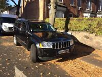 Here my lovely Jeep Grand Cherokee for sale