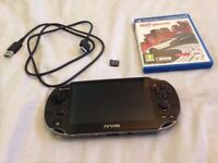 Ps Vita & Need for Speed Most Wanted