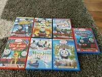 Thomas The Tank 7 DVD