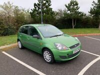 FORD FIESTA 1.6 AUTOMATIC SERVICE HISTORY ONLY 33000 MILEAGE