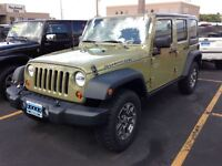 2013 Jeep WRANGLER UNLIMITED Rubicon - APPROVED TMRFINANCIAL.CA