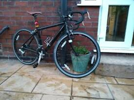 Raleigh Equipe 14 Speed Racer with various upgrades