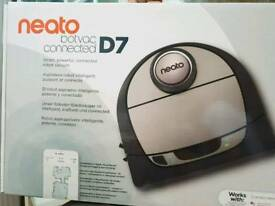 Neato botvac connected hoover d7