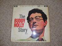 BUDDY HOLLY - THE BUDDY HOLLY STORY - VOLUME II - ORIGINAL VINYL ALBUM