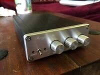 Breeze Audio TPA5613 2.1 channel amplifier (no PSU)