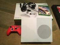 Xbox One S 500gb with Forza Horizon 3