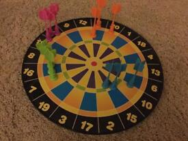 Magnetic dart board (4 players)