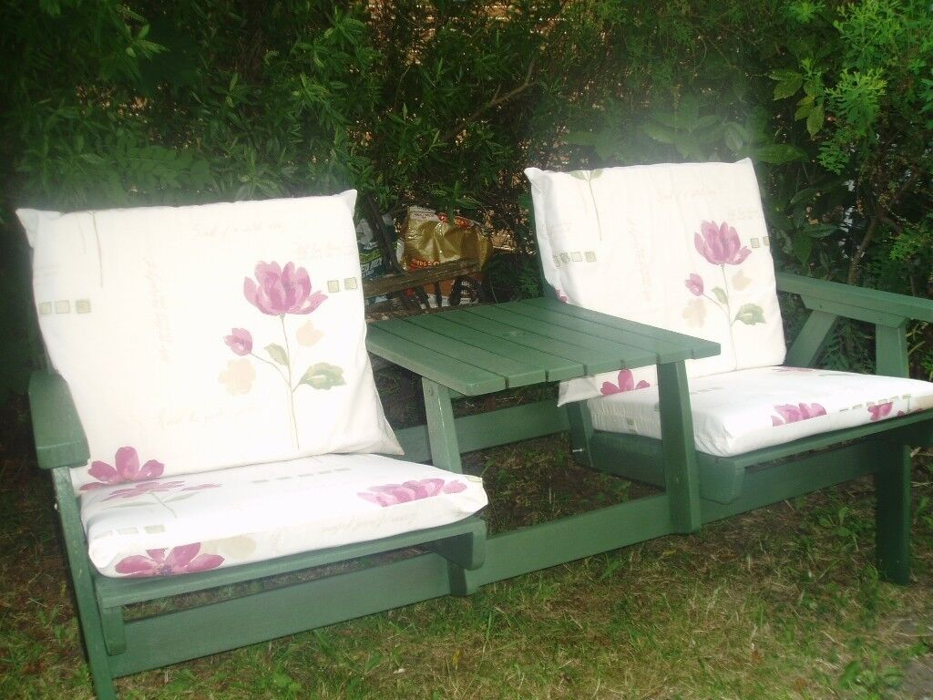 Jack and jill garden seat redhill