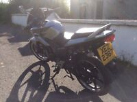 2009 Honda cbf 125 full years mot