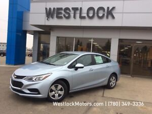 2017 Chevrolet Cruze LS Auto 7 Inch Mylink Color Touch-Screen
