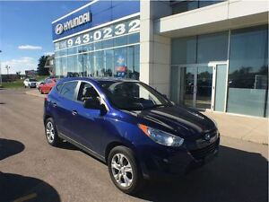 2010 Hyundai Tucson GL MT FWD - Trade-In, $0 CarProof