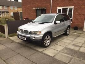 2001 BMW X5 4.4L / LPG conversion