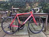 Carrera Zelos 54cm Road Bike Great Condition