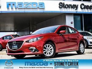 2014 Mazda MAZDA3 SPORT GS MANUAL,SUN+FOGS,NEW R/BRAKES,1 OWNER,