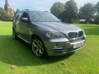 2007 57reg BMW X5 3.0Td Automatic Grey good runner