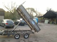 ifor wiiliams tipper trailer