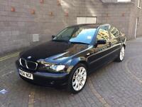 BMW, 3 Series, 320d, Black