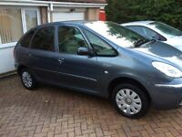 "Citroen Picasso ""55"" 116,000 A Good Family Car"