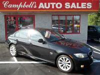 2011 BMW 328 XI AWD!! SUNROOF!! NAV!! HTD LTHR!! AUTOMATIC!! CR